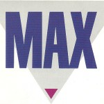 Former logo of MAX Municipal Area Express bus